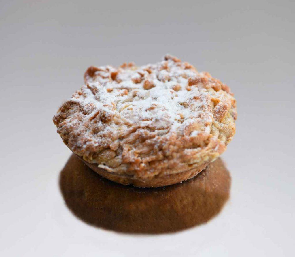 Τάρτα μήλου Γλυκά με στέβια | OH! La Low γλυκά με στέβια χωρίς ζάχαρη στη Γλυφάδα