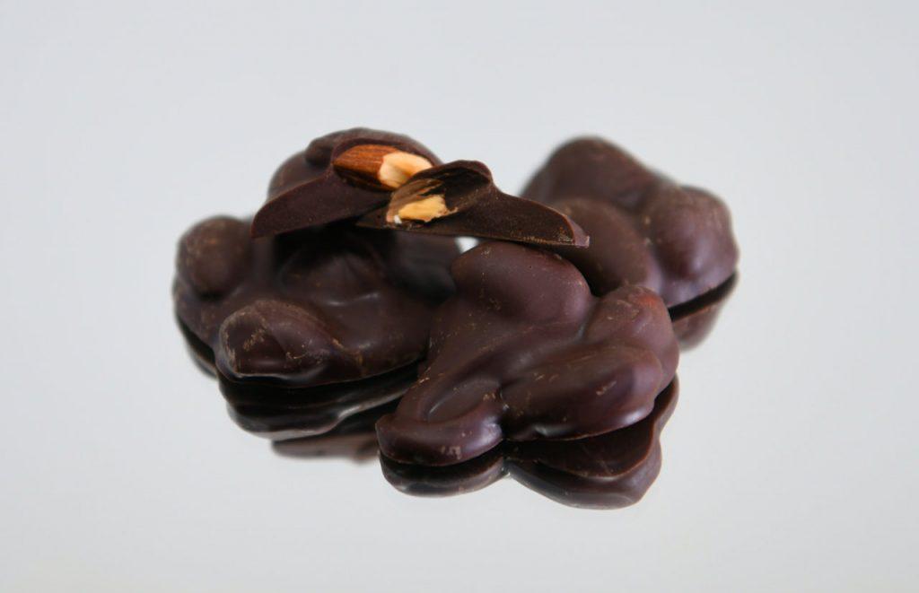 Σοκολατάκι με αμύγδαλο Γλυκά με στέβια | OH! La Low γλυκά με στέβια χωρίς ζάχαρη στη Γλυφάδα