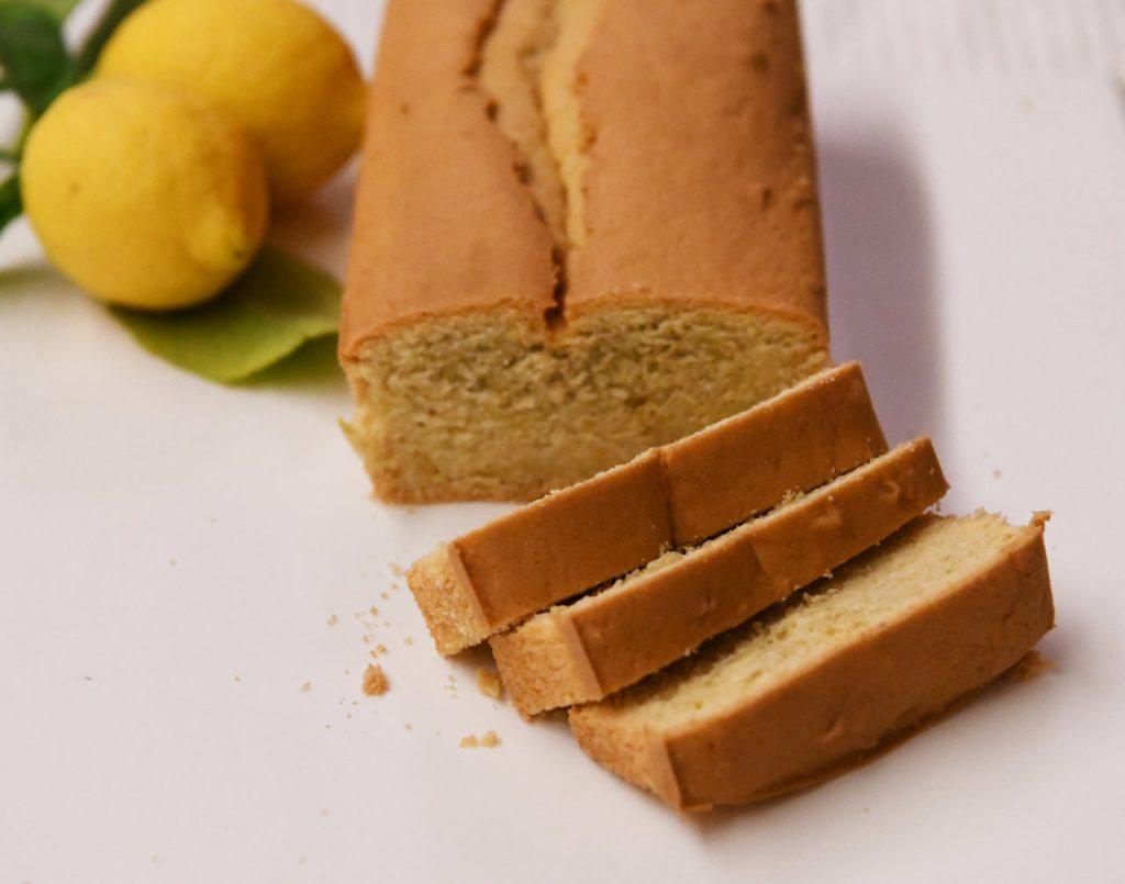 Κέικ λεμόνι Γλυκά με στέβια | OH! La Low γλυκά με στέβια χωρίς ζάχαρη στη Γλυφάδα